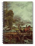 The Leaping Horse Spiral Notebook