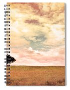 The Learning Tree Spiral Notebook