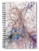 The Left Hand Of Darkness Spiral Notebook