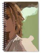 The Legend Of Tarzan Spiral Notebook