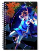 The Legend Of Zelda Breath Of The Wild Spiral Notebook