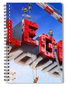 The Lego Movie Spiral Notebook