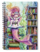 The Library Spiral Notebook