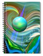 The Light Inside Spiral Notebook