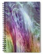 The Light Of The Spirit Spiral Notebook