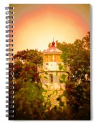 The Light Tower Spiral Notebook