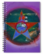 The Lighthouse Keeper Spiral Notebook