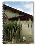 The Lightner Museum Spiral Notebook