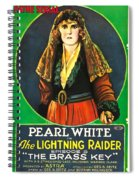 The Lightning Raider Spiral Notebook