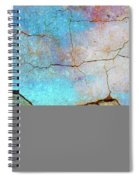 The Lightning Storm Spiral Notebook
