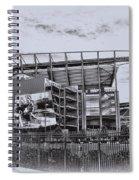 The Linc - Philadelphia Eagles Spiral Notebook