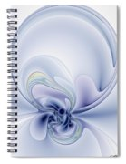 The Liquidity Of Thought Spiral Notebook