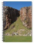 The Little Orme Spiral Notebook
