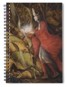 The Little Peoples' Queen Spiral Notebook