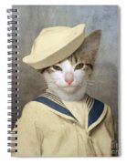 The Little Rascal Spiral Notebook