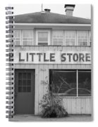 The Little Store Spiral Notebook