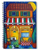 The Little Trattoria Spiral Notebook