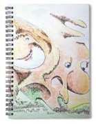 The Living Planet Spiral Notebook