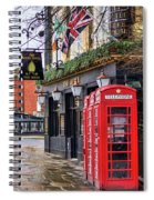 The Local Spiral Notebook