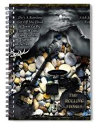 The London Years Spiral Notebook