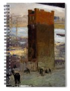 The Lone Tenement Spiral Notebook