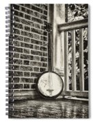 The Lonely Banjo Spiral Notebook