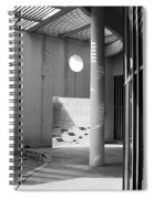The Lonely Circle  Spiral Notebook