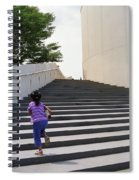 The Long Climb Spiral Notebook