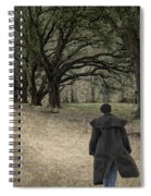 The Long Road Home Spiral Notebook