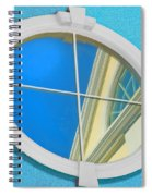 The Looking Glass Spiral Notebook