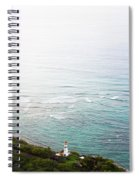 The Lookout Spiral Notebook