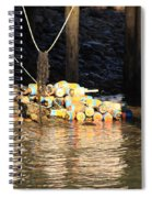 The Lost Bouys Spiral Notebook