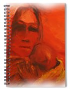 The Lost Child Spiral Notebook