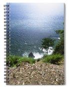The Lost Coast - Sinkyone Wilderness Spiral Notebook