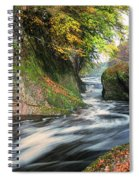 The Loups Spiral Notebook