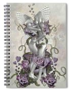 The Love Of The Two Souls Spiral Notebook