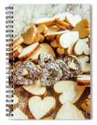 The Lovers Collection Spiral Notebook