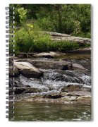 The Lower Yough River Spiral Notebook