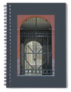 The Lowertown Alleyway Spiral Notebook