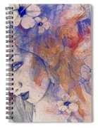 The Lowest Common Denominator - Peach Spiral Notebook