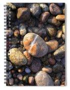 The Lucky Rock Spiral Notebook