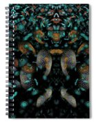 The Maddening Crowd Spiral Notebook