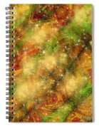 The Madness Of Christmas Spiral Notebook