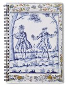 The Magic Flute Spiral Notebook