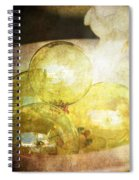 The Magic Of Christmas Spiral Notebook