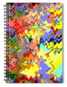 The Magical Forest Spiral Notebook