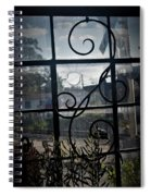 The Magicians Across The Tracks Spiral Notebook