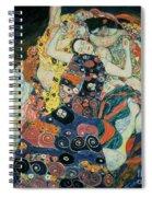 The Maiden Spiral Notebook