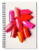 The Makeup Breakup Spiral Notebook