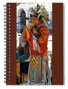 The Malecon 4 Spiral Notebook